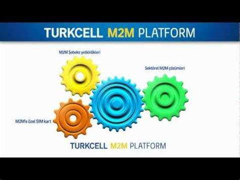 Flatform M2m turkcell m2m platform