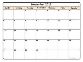 Printable calendar blank template 2016 calendar template 2016