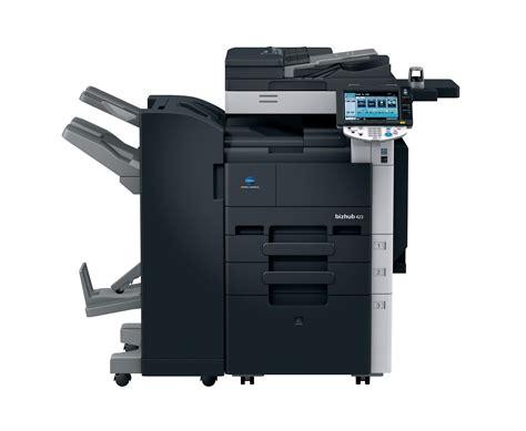 konica bizhub 423 copier printer scanner refurbexperts