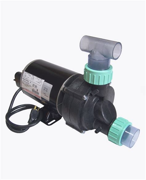bathtub pump bathtub pump 3 4 hp w air switch cord 115volts 10 5