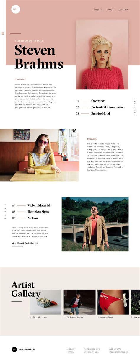 best artist portfolio websites best 25 portfolio website ideas on portfolio