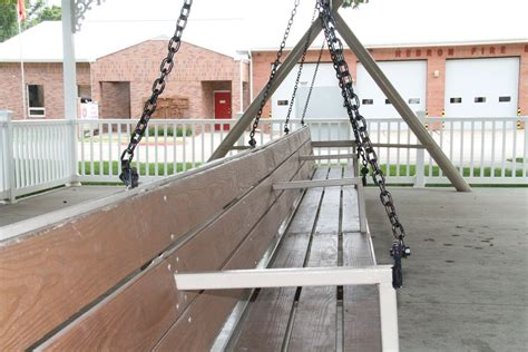 covered porch swing world s largest covered porch swing hebron ne