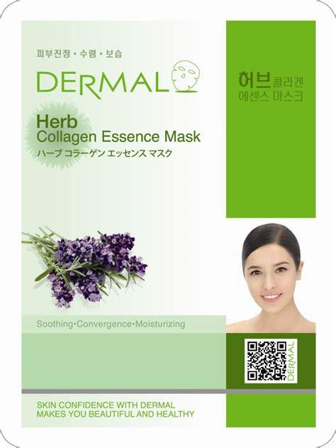 Collagen D Herbs dermal herb collagen essence mask dermal korea co ltd
