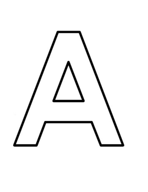 printable letter stencils a4 printable large alphabet letters popflyboys