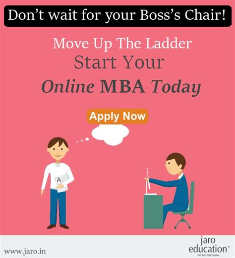 One Year Distance Mba by Want To Climb Up The Corporate Ladder Start Your Mba