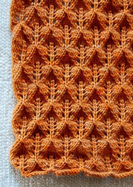 leaf lace scarf knitting pattern free pattern lovely leaf lace scarf knit and crochet