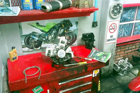 Miniatur Sepeda Motor Indian Motorcycle Handmade Diecast Skala 1 10 tangan kreatif ala komunitas motorcycle diecast indonesia