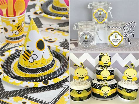 Bee Baby Shower Decorations by Bumble Bee Baby Shower Decorations And Favors Baby