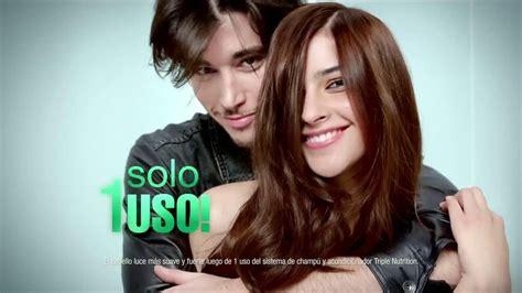 garnier fructise plush and full commercial actress garnier fructis commercial hairstyle gallery