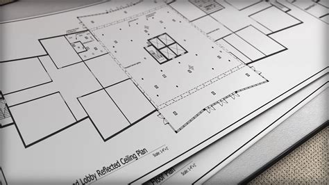 Ceiling Plan Dwg by Drawing Reflected Ceiling Plans In Autocad Pluralsight