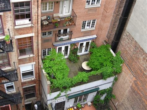 appartment garden apartment therapy 11 garden ideas to steal from new york city gardenista