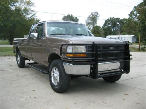 1993 Ford F250 by 1993 Ford F250 4x4 Supercab