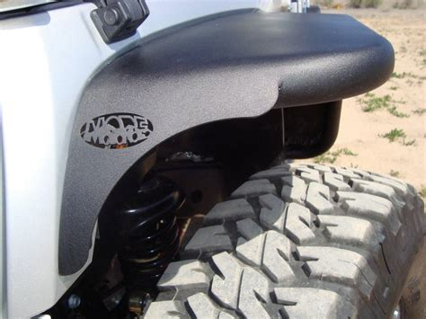 Jeep Metal Fenders Best Steel Fenders