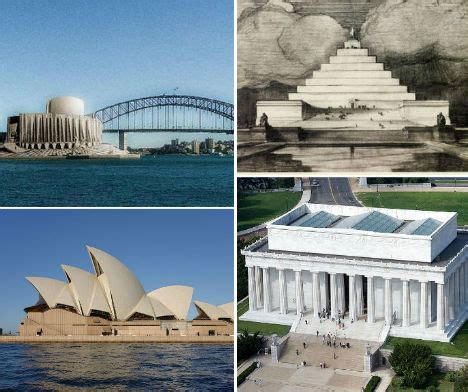 design competition sydney opera house alternative landmarks 12 monuments as they almost were
