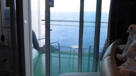 Epic Balcony Cabin by Balcony Stateroom Epic