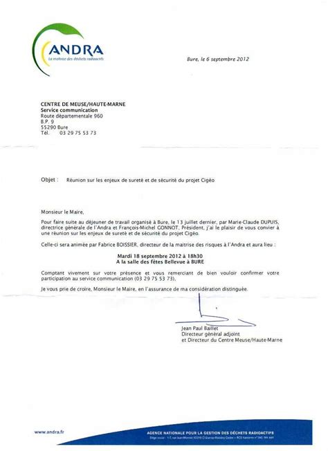 Exemple De Lettre Demande De Reunion Modele Convocation Reunion Ce Document