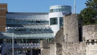 'heritage harming' ice rink approved in southampton bbc news