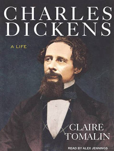 charles dickens biography by claire tomalin bol com charles dickens claire tomalin 9781452658643