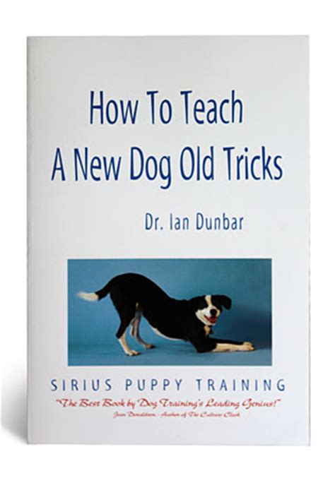 how to dogs tricks how to teach a new tricks a book by dr ian dunbar in books