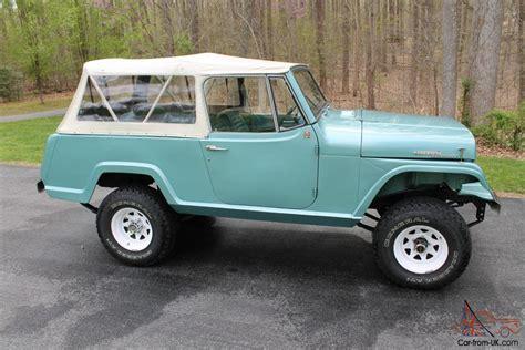 1967 jeep commando 1967 jeepster commando a rare exle