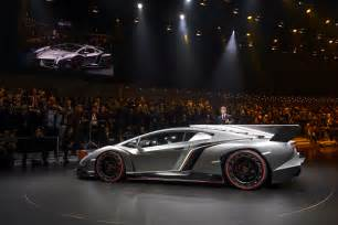 do new cars a in period photos lamborghini s new 3 9 million veneno supercar