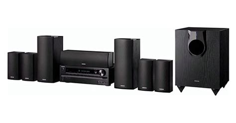 best surround sound systems onkyo ht s5500 10 best surround sound systems men s