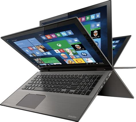 toshiba satellite radius 15 p55w 15 6 inch reviews laptopninja