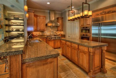 kitchen design ideas cabinets rustic kitchen designs pictures and inspiration
