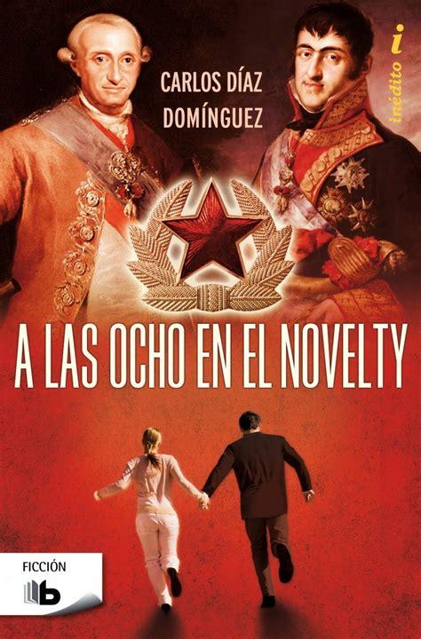 Novelty M A K liberty caf 233 novela de intriga