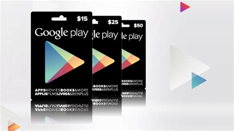15 Google Play Gift Card Walmart - google play gift cards come to canada