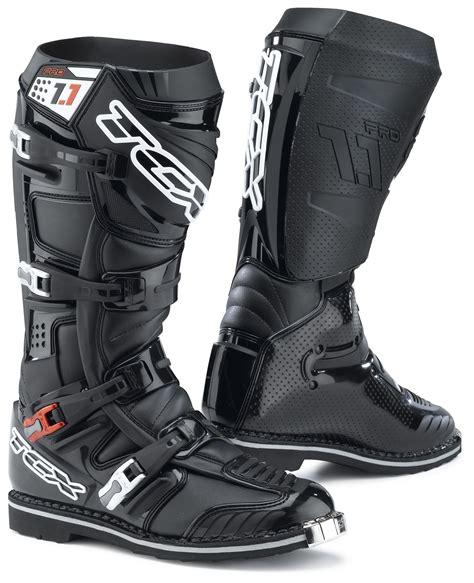 tcx boots motocross tcx pro 1 1 evo boots revzilla