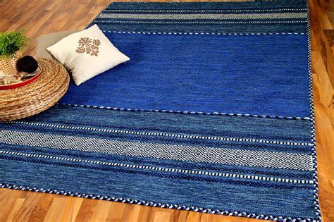 teppiche kelim natur teppich kelim navarro blau teppiche nepal gabbeh
