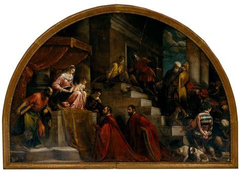 fontana arte lade da tavolo giambattista tiepolo quot immacolata concezione quot olio su tela