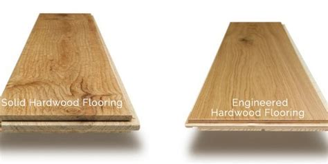 engineered wood floors vs hardwood engineered vs solid hardwood floors fit my floor