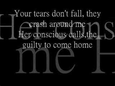 bullet for my tears dont fall lyrics bullet for my tears don t fall lyrics