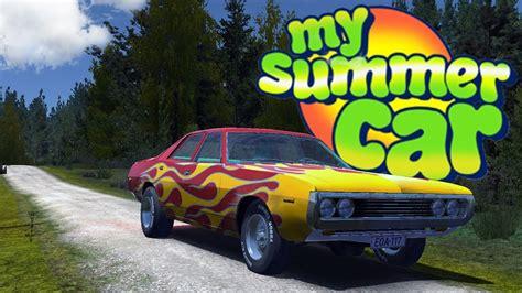 my summer car my summer car poster feelsgoodman forsen