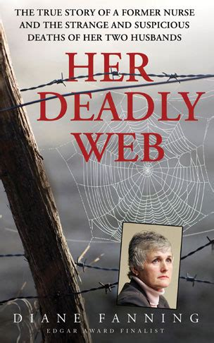 web of crime books diane fanning author of true crime books and mystery novels