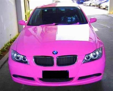 light pink bmw pink bmw for my baby pink baby