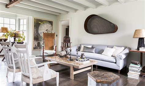 one kings lane home decor rustic meets refined 7 lessons from designer james