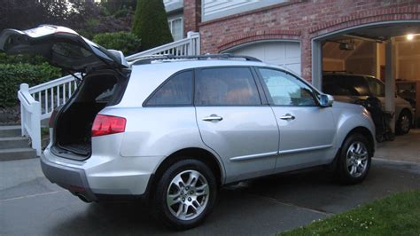 2009 acura mdx other pictures cargurus