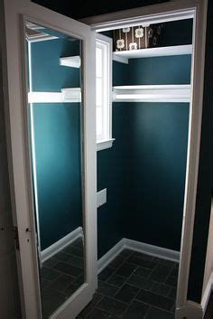 1000 ideas about painted closet inside on