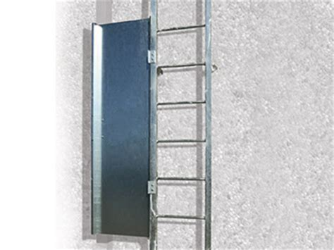 lockable roof ladders atlantic fall protection permanent ladders