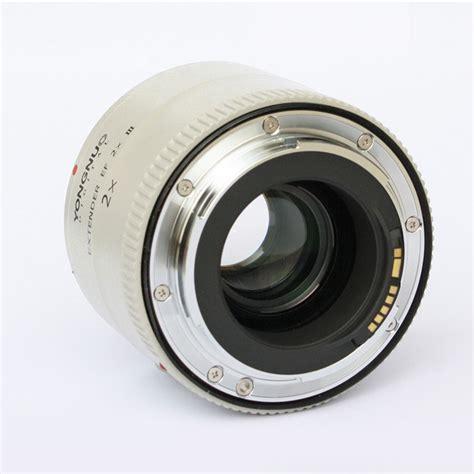 Teleconverter Lens 2 0x yongnuo teleconverter yn 2 0x iii auto focus mount lens