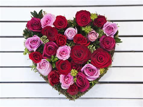 imagenes de rosas rojas y corazones coraz 243 n de rosas rojas y rosadas 183 au nom de la rose