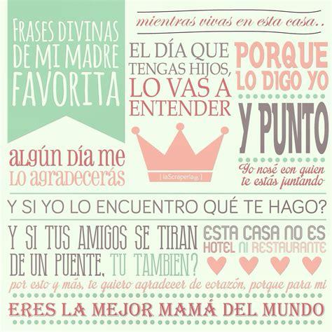 Frases De Madre Creceroperecercom | d 237 a de las madres 10 de mayo frases c 233 lebres de las