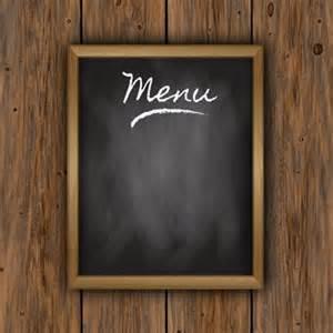 restaurant menu background vector vector free download