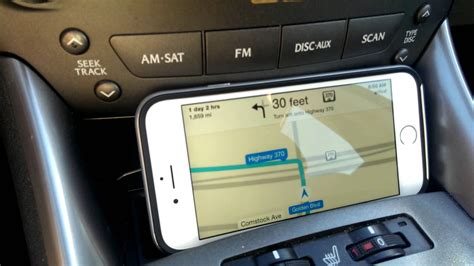 my iphone gps is not working iphone 6 navigation maps test