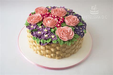tortas decoradas en forma de canasta otras tortas pasteler 237 a d c