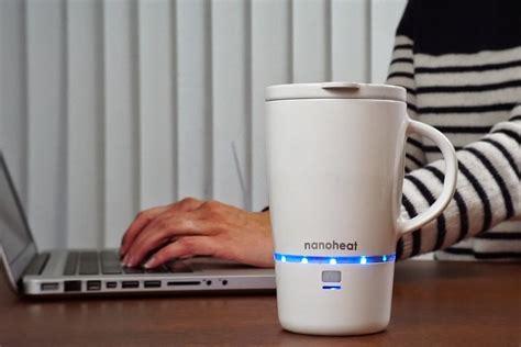 heated coffee mug nano heated mug