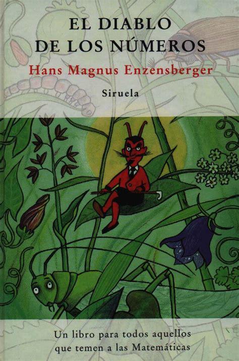 libro es lo que hay libros y mas el diablo de los numeros de hans magnus enzensberger
